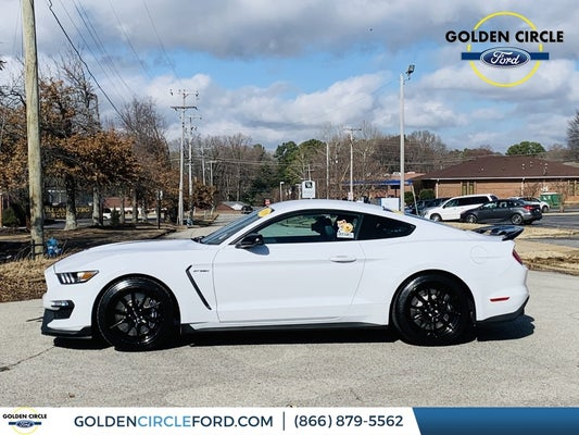 2019 Ford Mustang Shelby GT350 with Electronics Package