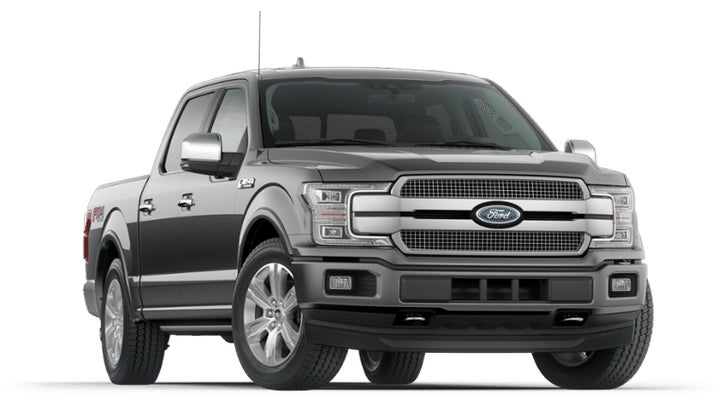 2020 Ford F-150 Platinum with Max Trailer Towing Package ...